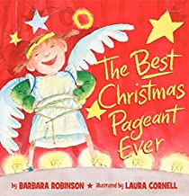 the worst christmas pageant ever book