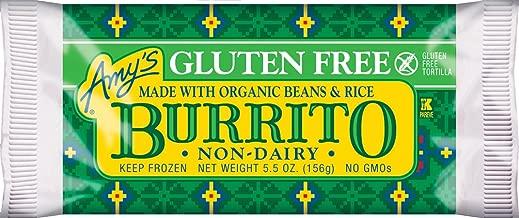 amy's gluten free burritos