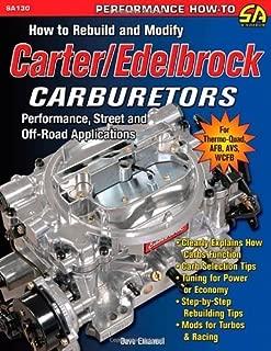 mga carburetor rebuild