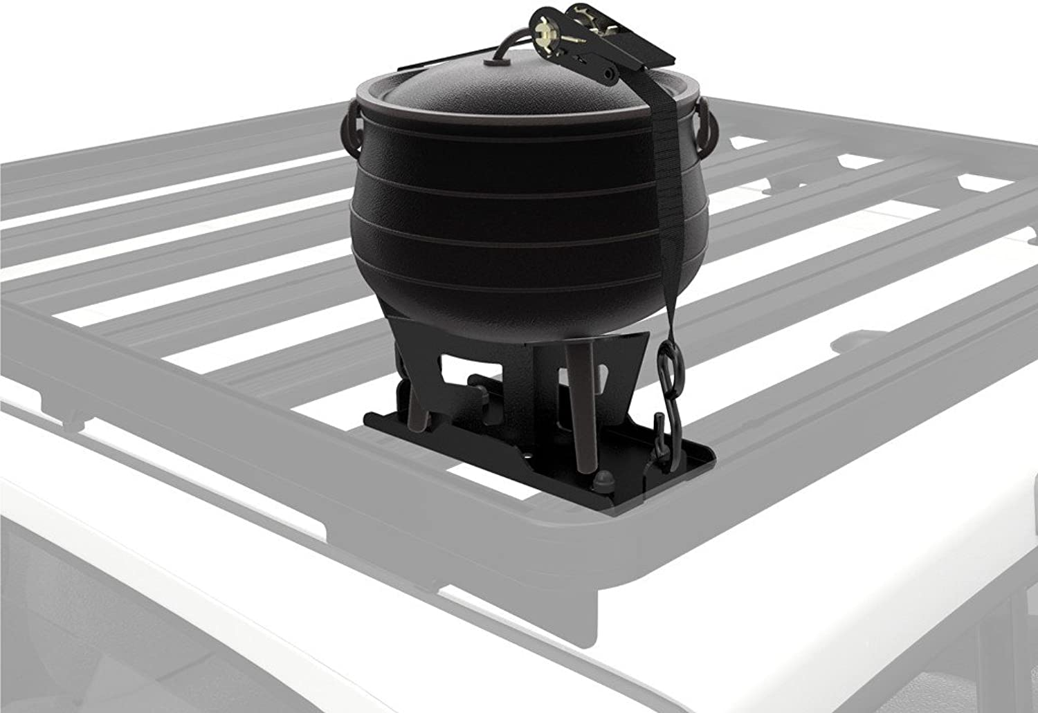 Potjie Pot Dutch Oven & Carrier  by Front Runner