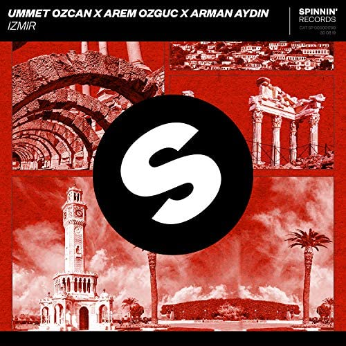 Ummet Ozcan, Arem Ozguc & Arman Aydin