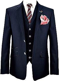 Cavani Men's Suit Radley Navy Chest 44R