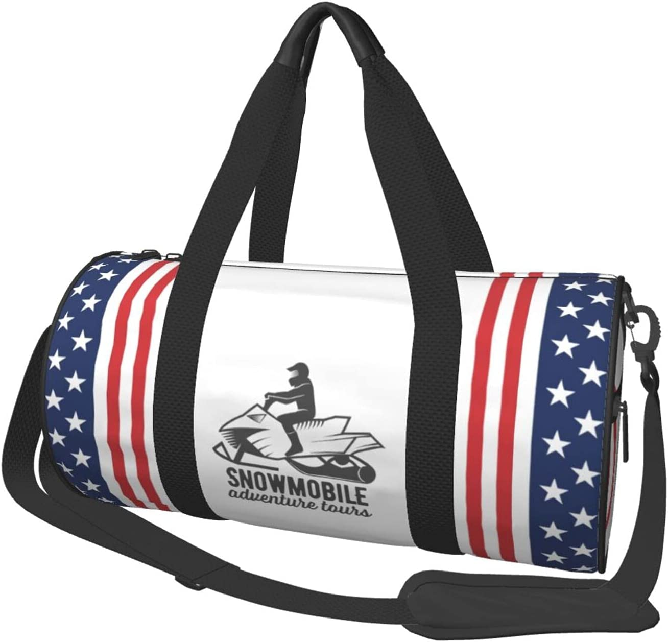 Ranking TOP13 Snowmobile Duffel Bag Fashion L specialty shop Workout Cylinder Durable
