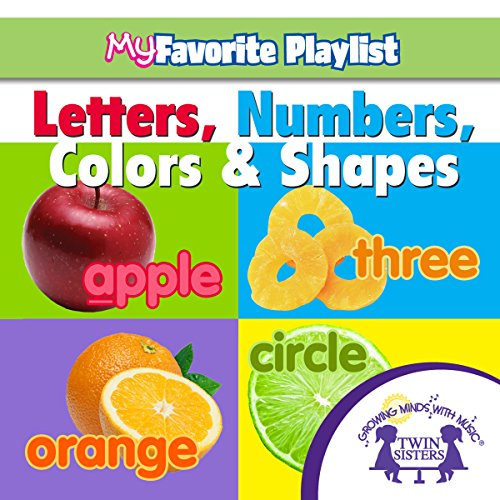 Letters, Numbers, Colors, and Shapes cover art