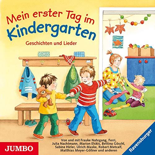 Mein erster Tag im Kindergarten Titelbild