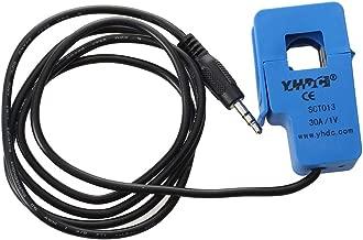 Topsmae SCT 013-030 3.5mm Output Non-invasive AC Current Transformer Blue