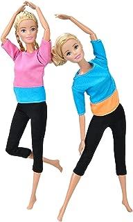 Best barbie yoga clothes Reviews