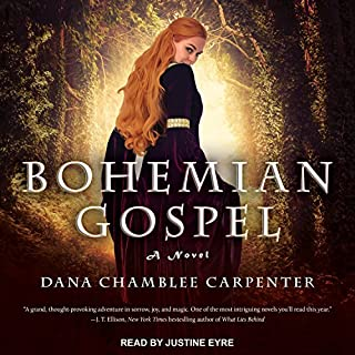 Bohemian Gospel audiobook cover art