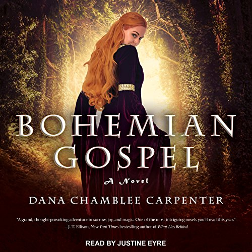 Bohemian Gospel     Bohemian Gospel Series, Book 1              By:                                                                                                                                 Dana Chamblee Carpenter                               Narrated by:                                                                                                                                 Justine Eyre                      Length: 10 hrs and 46 mins     30 ratings     Overall 4.3