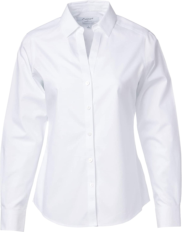 Foxcroft Women's Chrissy Non-Iron Pinpoint Shirt