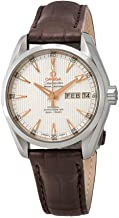 Omega Seamaster Aqua Terra Automatic Chronometer Silver Dial Mens Watch 231.13.39.22.02.001