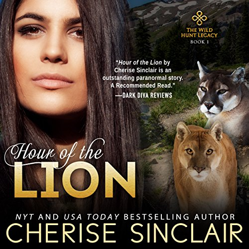 Hour of the Lion Titelbild