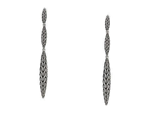 John Hardy Classic Chain Spear Small Drop Earrings