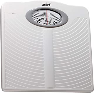 Sanford SF1503PS Personal Scale, White