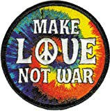 C&D Visionary Application Make Love Not War Patch