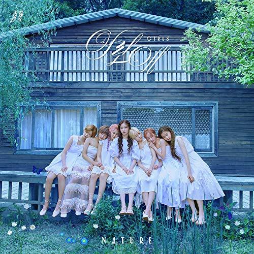 n.CH Entertainment Nature - Nature World Code: M (3rd Single Album) Album
