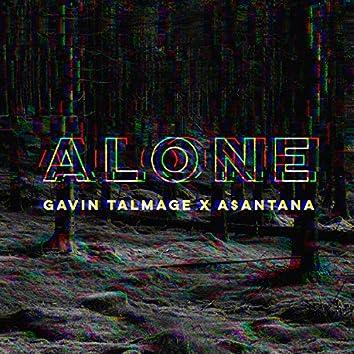 Alone (feat. A$antana)