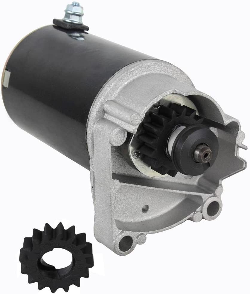 Rareelectrical New High Super intense SALE Torque Starter Special price Compatible Twin Cy With V