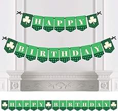 Best happy birthday shamrock Reviews