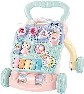 ベビーウォーカー 手押し車 よちよちベビーウォーカー 歩く練習 音楽 赤ちゃん・幼児のおもちゃ