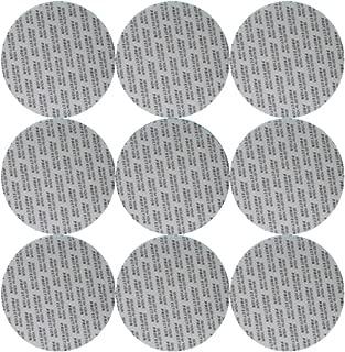 SanDaveVA 24mm Pressure Sensitive Qty 50 PS Foam Cap Liners Tamper Seal Cap Liner Sealed for your Protection