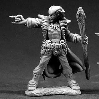 Reaper Damien, Helltainted Wizard RPR 03321 Miniatures