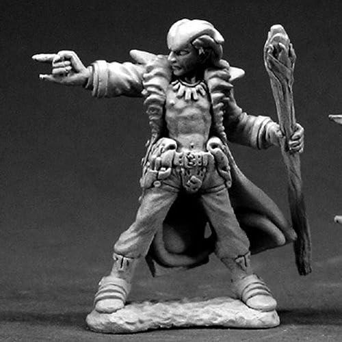 bajo precio Reaper Bones  Damien, Hellborn Wizard Wizard Wizard  ¡no ser extrañado!