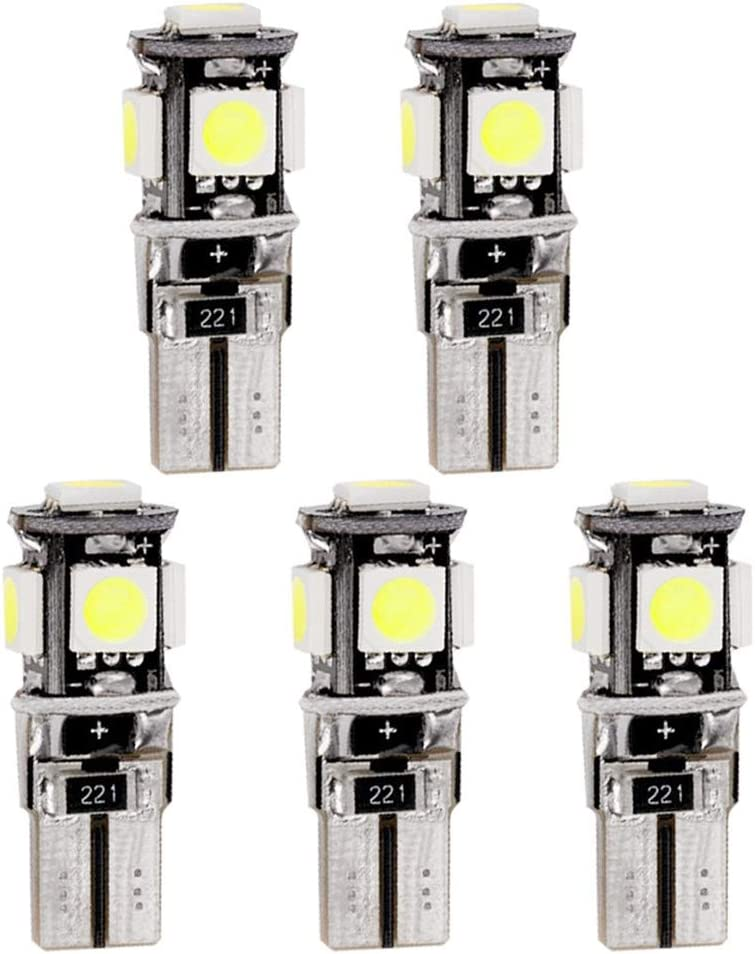 Muchkey for Excellent Chevrolet C3 Picasso LED outlet Extremely Lights Super Brig