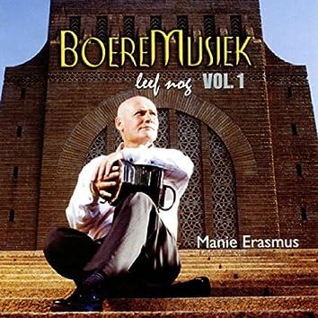 Boeremusiek Leef Nog, Vol. 1