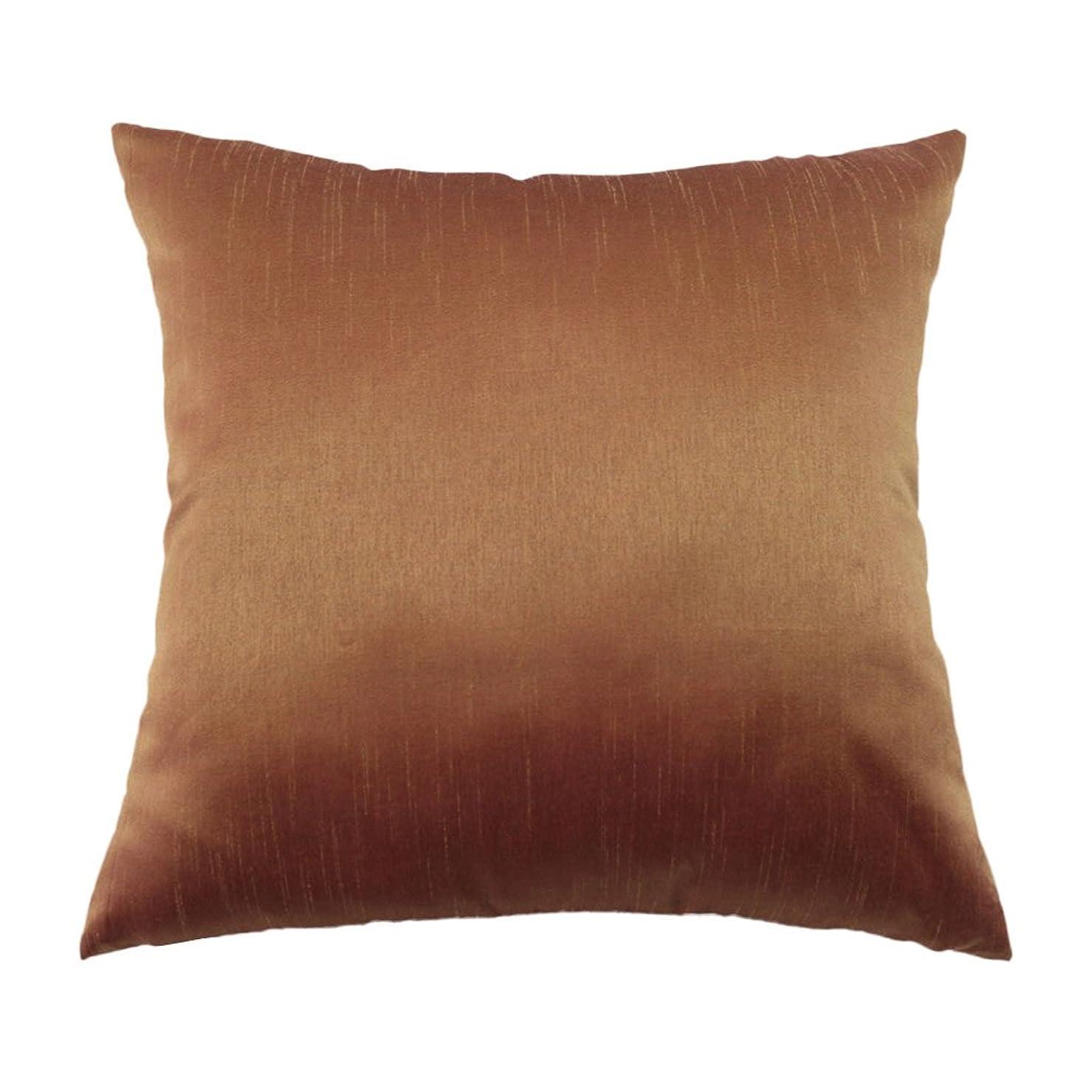 精度タイヤ葬儀枕カバー ピローケース 人工シルク製 柔らかさ 約45x45cm 全12色 - 2