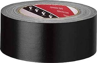 TERAOKA カラーオリーブテープ NO.145 黒 50mmX25M 145BK50X25