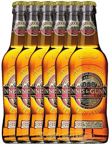 Innis & Gunn Original Bier 6 x 0,33 Liter