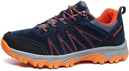 Senderismo zapatos de Senderismo zapatos de Hombre zapatos de Viaje Ocasionales Al Aire Libre zapatos de Senderismo para hombres zapatos de Senderismo Al Aire Libre Impermeables zapatos de Montaña Un