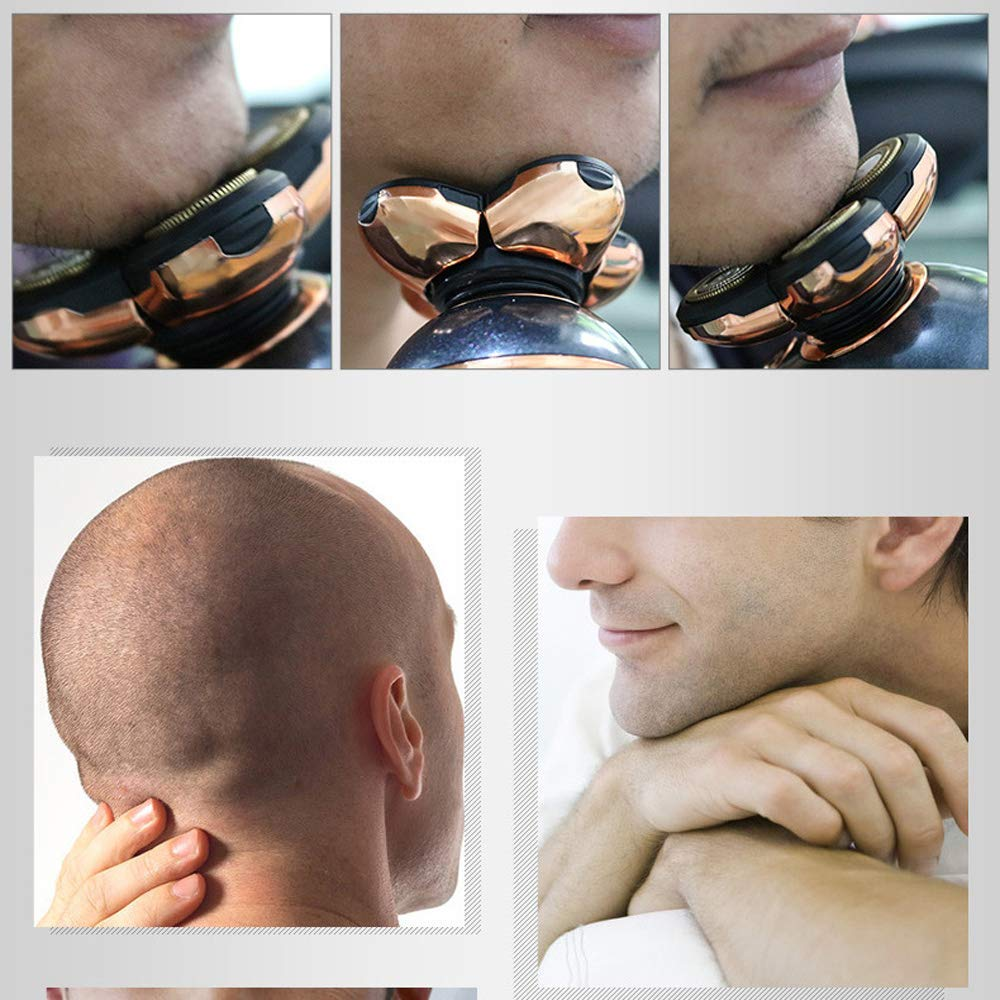 ANLD Afeitadora eléctrica, Traje de Afeitar para Hombres y Mujeres ...