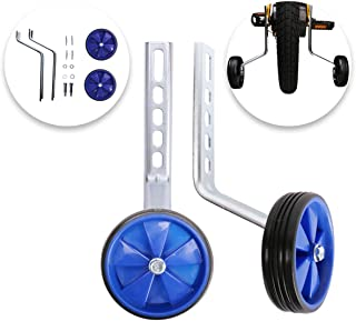 DRBIKE Adjustable Kids Bike Training Wheels for 12
