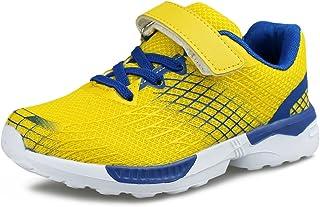 Hawkwell Kids Running Shoes Boys Girls Breathable Lightweight Walking  Sneakers(Toddler Little Kid  4e3646fb8