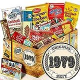 Geschenkset Kekse / DDR Geschenk / Original seit 1979 / Geschenk den Mann 40