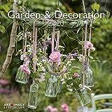 Garden & Decoration 2020 A&I - Broschürenkalender - 30x30cm - Wandkalender
