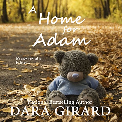 A Home for Adam audiobook cover art