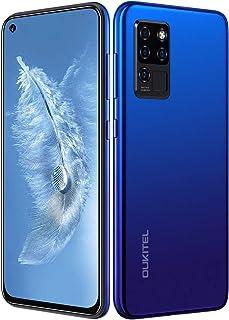 OUKITEL C21 SIMフリースマートフォン 64GB+4GB スマホ 本体 Helio P60 20MPフロントカメラ16MP + 2MP + 2MP + 1MP 4眼カメラ6.4インチ携帯電話4GデュアルSIM顔と指紋のロック解除 1...