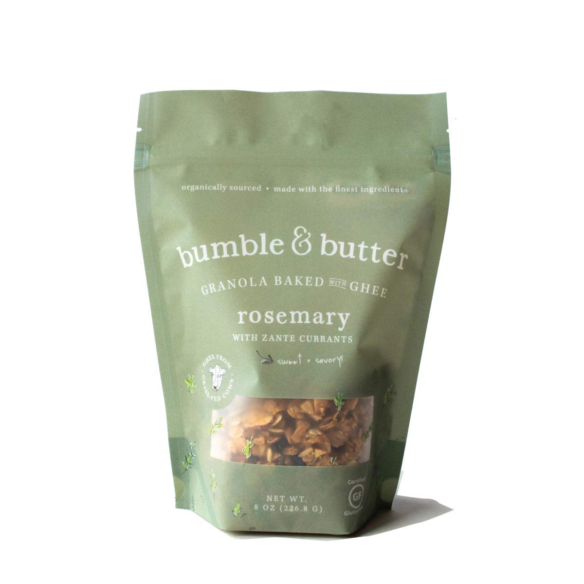 BUMBLE BUTTER Rosemary Sale special price With Zante Currants Granola OZ Max 63% OFF 8