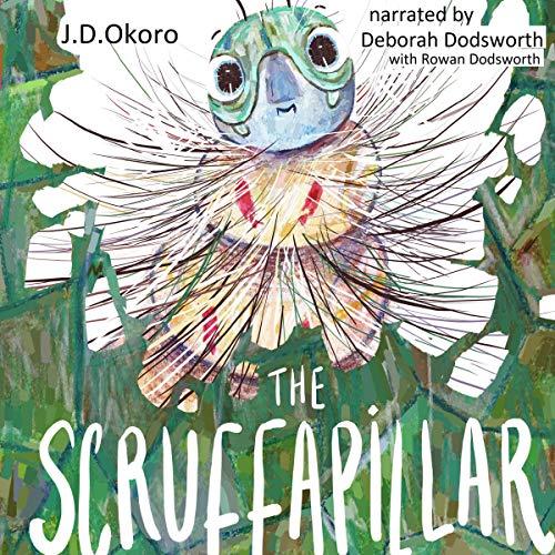 The Scruffapillar cover art