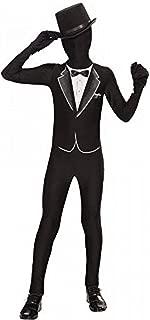 Formal Suit Skinsuit Kids Costume