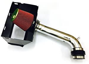 Perfit formance Cold Air Intake Kit fit for 2003 2004 2005 2006 2007 2008 Dodge Ram 1500 / Ram 2500 (Red)