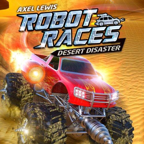 Desert Disaster cover art