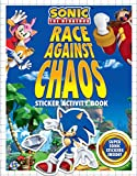 Race Against Chaos Sticker Activity Book (Sonic the Hedgehog)