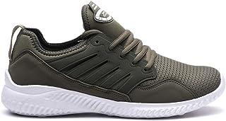 Slazenger PURGE Koşu & Yürüyüş Erkek Ayakkabı Haki