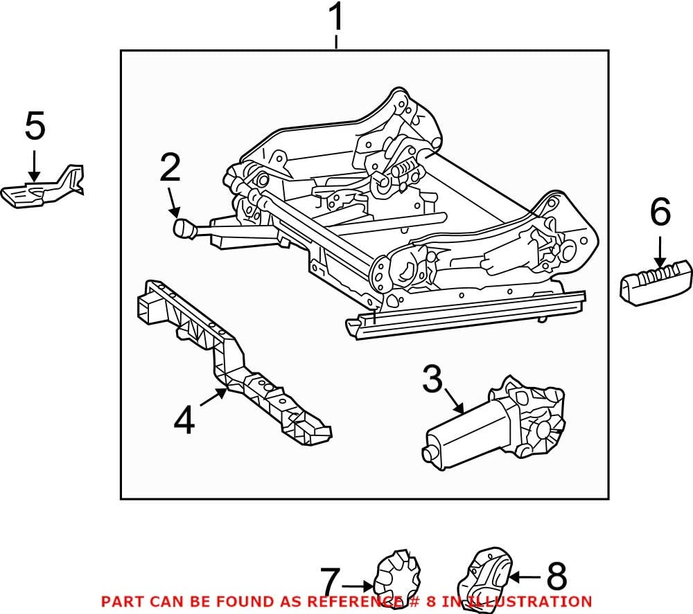 Genuine OEM Seat Tucson Mall Switch 2048701658 Mercedes Max 40% OFF for