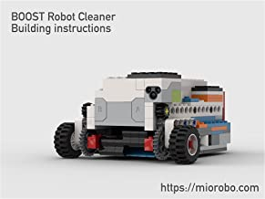 The LEGO BOOST 17101 Building instructions, Vol.4: Robot Cleaner (English Edition)