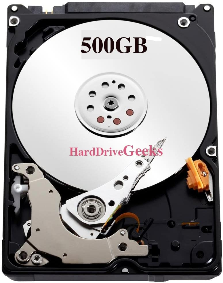 500GB 2.5